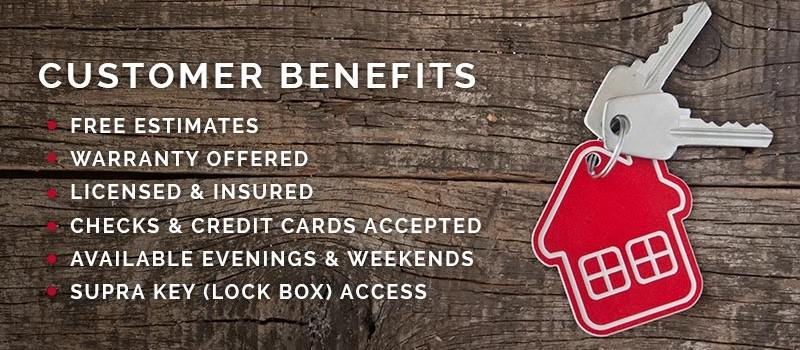 Customer Benefits with Liberty Home Inspection Services | Boise | Certified Home Inspector